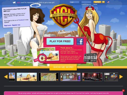 zdarma porno počítačová hra